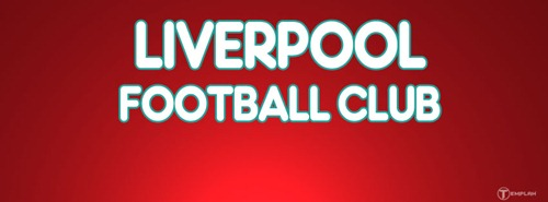 Liverpool  Cover for Facebook Timeline 1