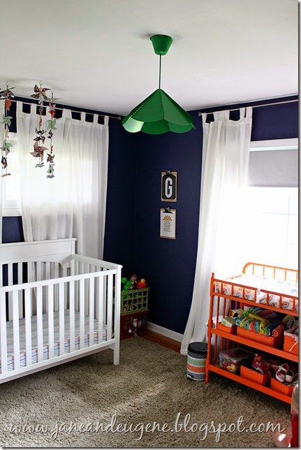 baby boy nursery 1