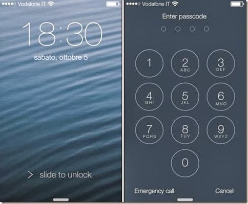 Espier Screen Locker iOS7