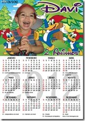 Calendário2012