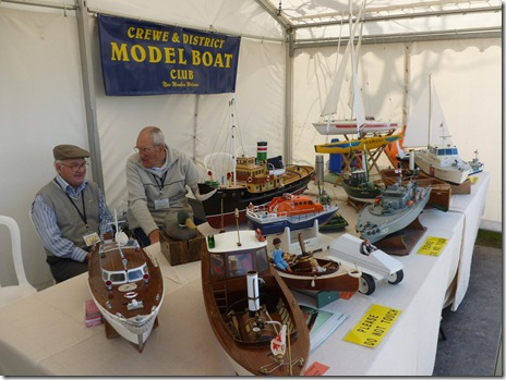 Fun Day and Marina Open Day - Crewe & District Model Boat Club