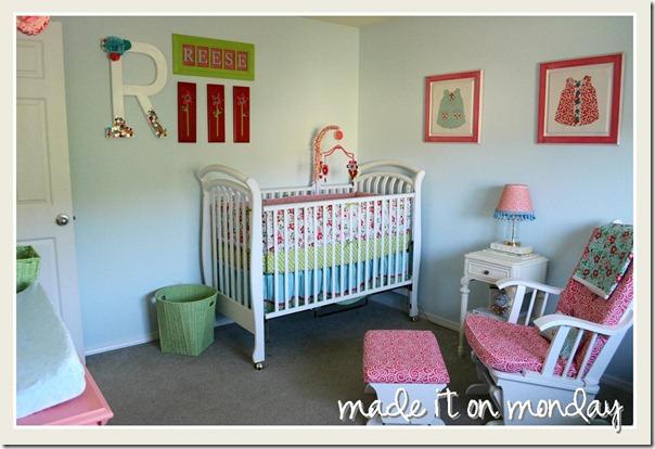 Vintage Modern Nursery 3
