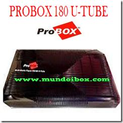 PROBOX 180 U-TUBE