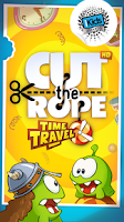 Screenshot of Cut the Rope: Time Travel HD