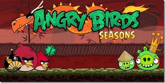 Free Download Angry Birds Season v2.2.0 PC Game