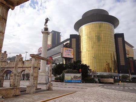Columna lui Traian din Macao