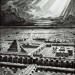 13.- Templo de Babilonia