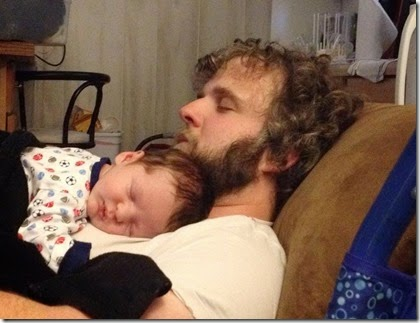 JUDE and Daddy Stephen