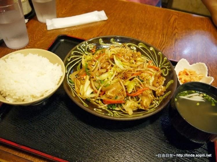 豬耳朵炒青菜