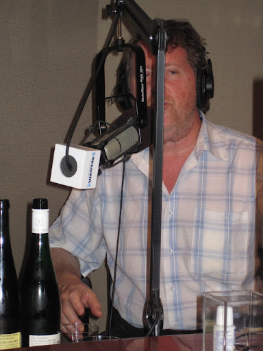 Award winning food and wine writer, David Rosengarten.