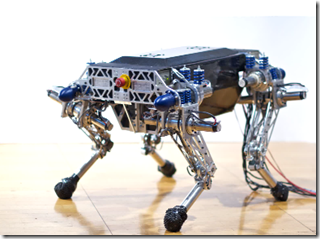 Legged Robotics