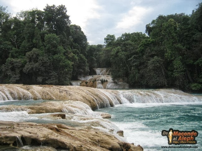 Agua Azul Chiapas 1
