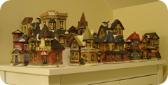 cabinet top village