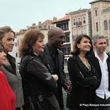 Le jury : Myriam Boyer, Virginie Efira, Catherine Jacob,Jimmy Jean Louis, Ludmila Mikael, Stéphane Brizé