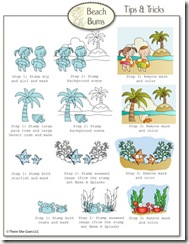 Beach Bums Tips & Tricks