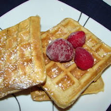Rich Danish Waffles