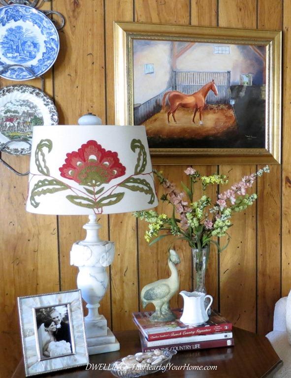 Marjorie H. Francis Zaman Horse Oil Painting