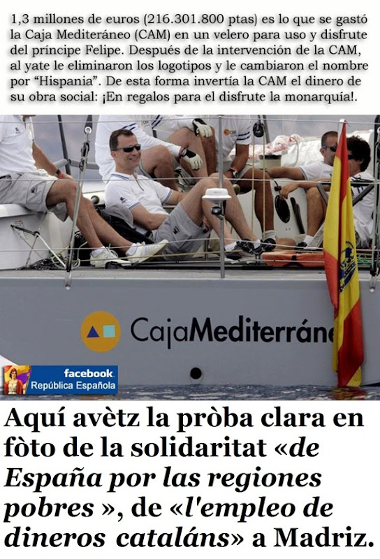 Dineros de España
