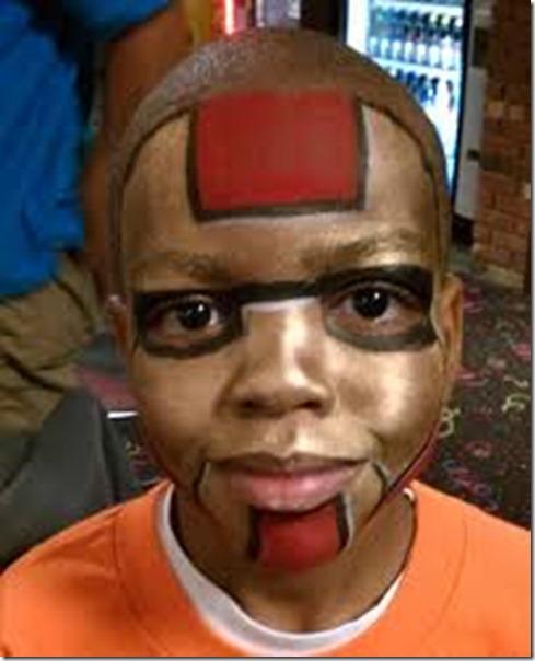 maquillaje de iron man (13)