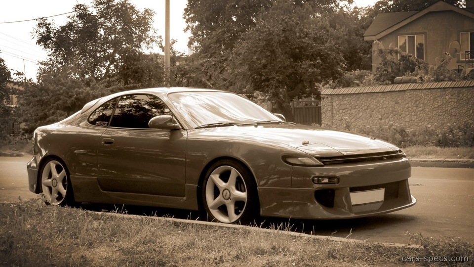1992 toyota celica coupe specifications pictures prices. Black Bedroom Furniture Sets. Home Design Ideas