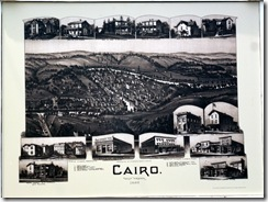 Cairo WV map from 1899