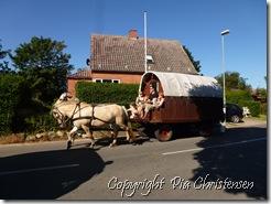 Hestevognsferie på Samsø