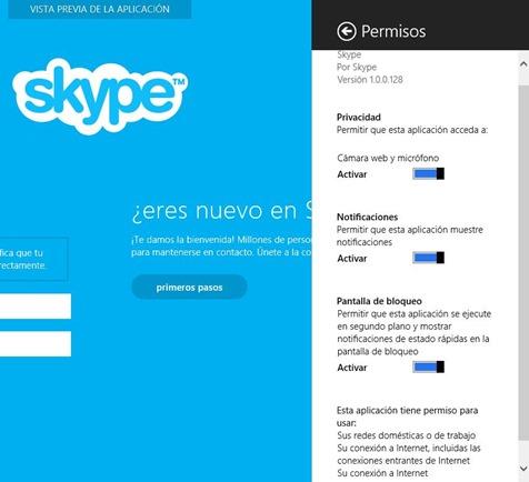 SkypePermisos