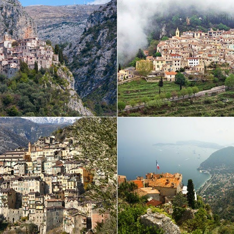 The Perched Villages of Cote d'Azur