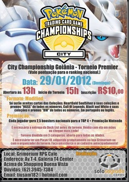 Pokémon Trading Card Game Championships City