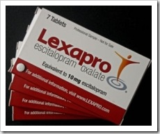 LEXAPRO escitalopram