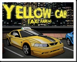jeux-de-taxi-yellow-cab-taxi-parking