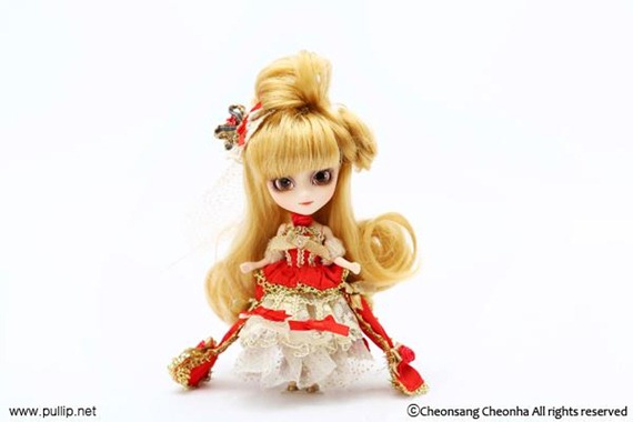 Little Pullip+ Princess Rosalind Feb 2013 05