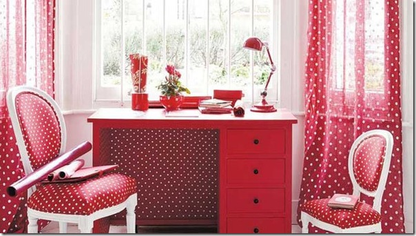 case e interni - uso del rosso - red - interior-design (11)