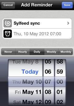 Sylfeed 003