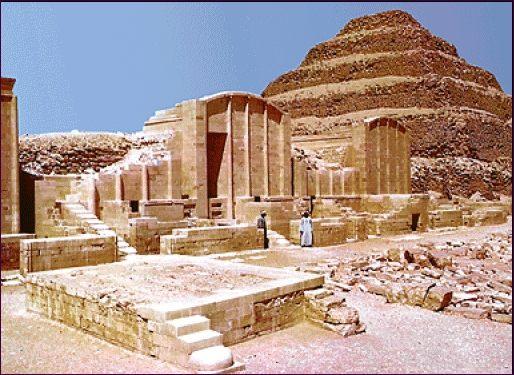 Arte egipcio fotos y esquemas arquitectura egipcia for Arquitectura egipcia