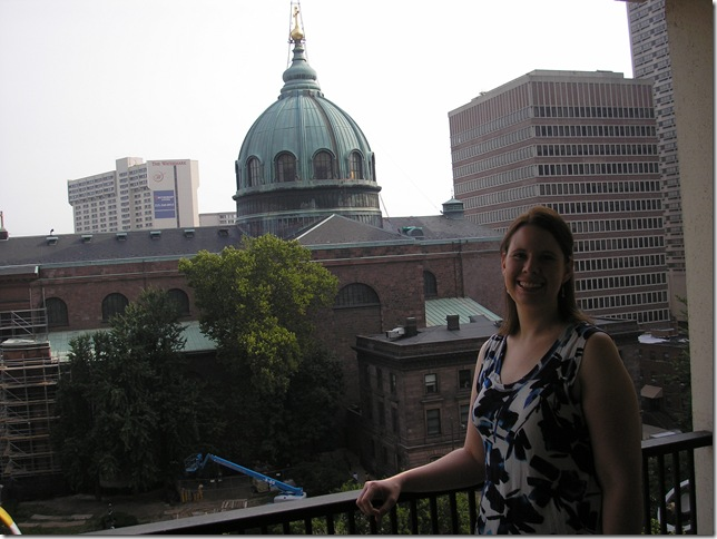 Cyndi in Philadelphia