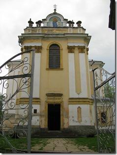 Бучач, церква