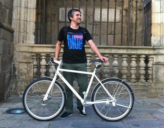 Ciclistas Urbanos em Braga #69