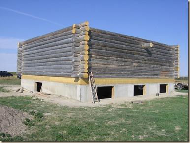 log house 495