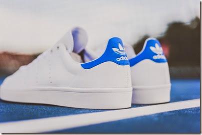 adidas Originals Stan Smith Vulc White Royal (sneakerpolitics) 04