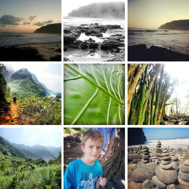 kauai day 6 sunrise and hike