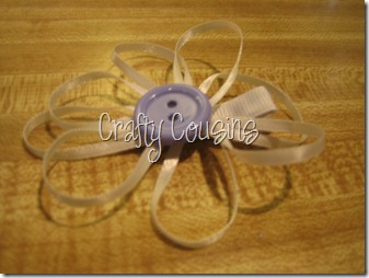 Loopy Flower Bow (9)