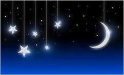 céu estrelas