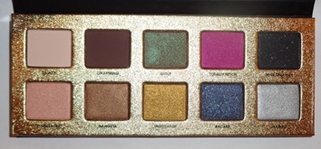 Too Faced Pretty Rebel Eye Shadow Palette_inside