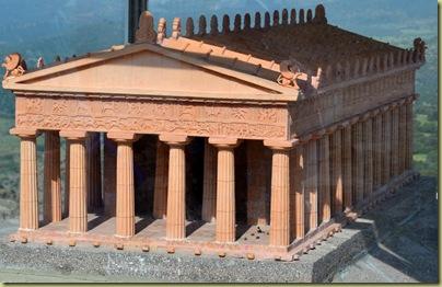 Assos Acropolis Model