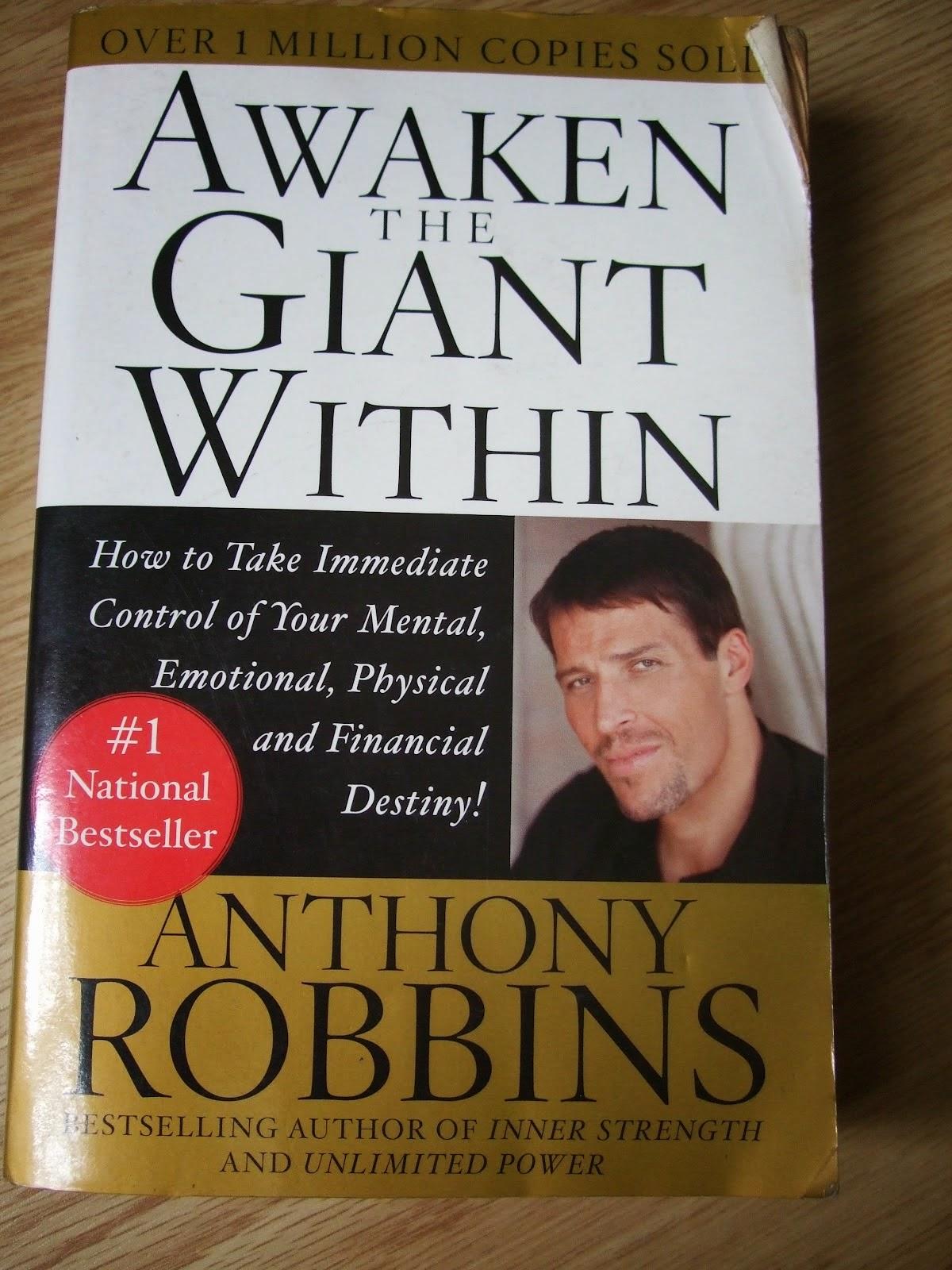 anthony robbins awaken the giant within pdf