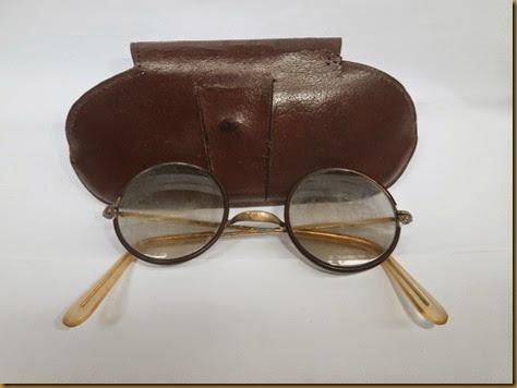Kacamata bundar