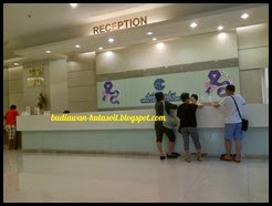 Reception LGY