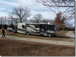 RV Park West Bend Iowa