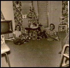 Me&NormChristmasGGould'scirca1959